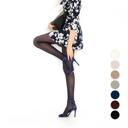 샤이니 펄 스타킹 (7 colors)BIARRITZ